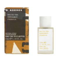 Korres White Tea, Bergamot & Freesia