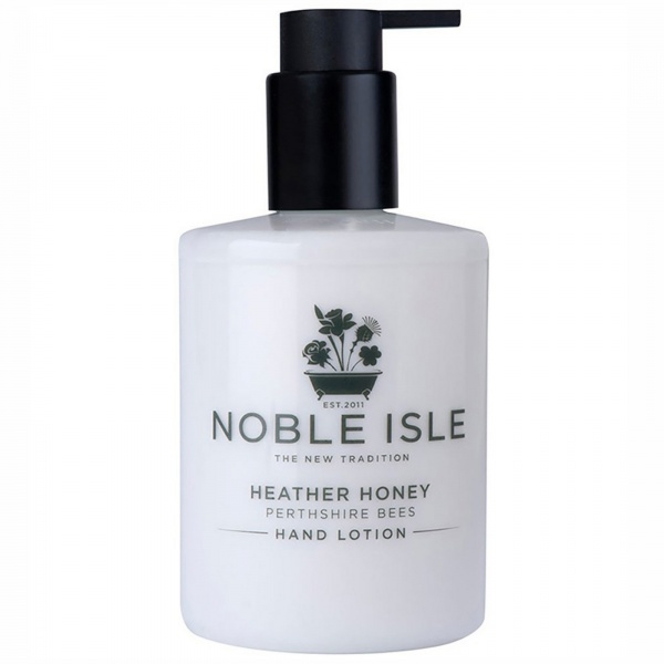 Noble Isle Heather Honey Hand Lotion 250ml