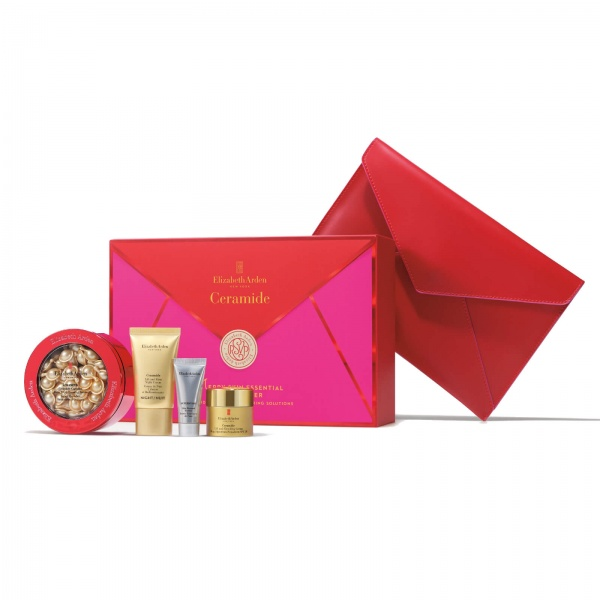 Elizabeth Arden Merry Skin Essential Replenisher Gift Set 2020 60pc Advanced Capsule Set