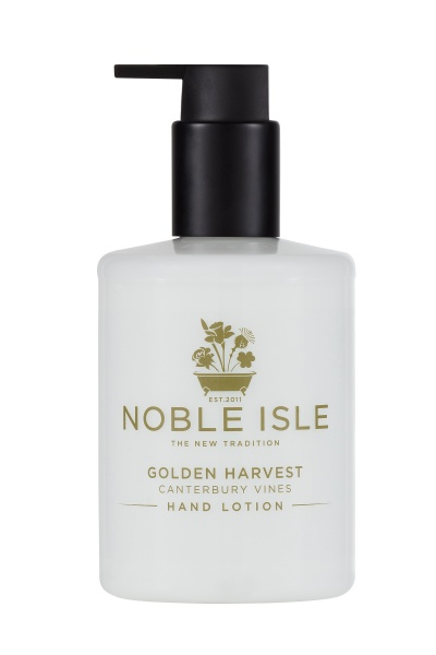 Noble Isle Golden Harvest Hand Lotion 8.4oz (250ml)