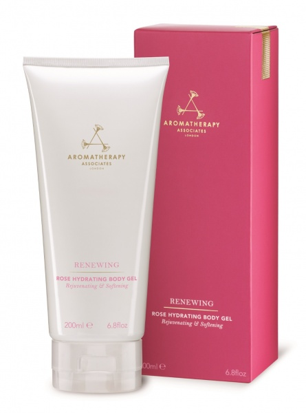 Aromatherapy Associates Renewing Rose Hydrating Body Gel 200ml