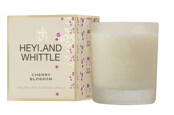 Heyland & Whittle Gold Classic Cherry Blossom Candle 230g