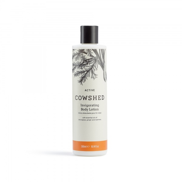 Cowshed ACTIVE Invigorating Body Lotion 300ml