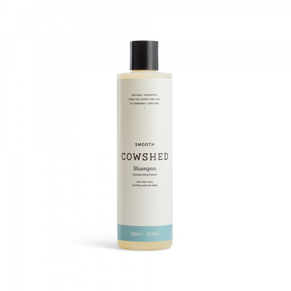 Cowshed SMOOTH Shampoo (Knackered Cow Smoothing Shampoo) 10.5oz (300ml)