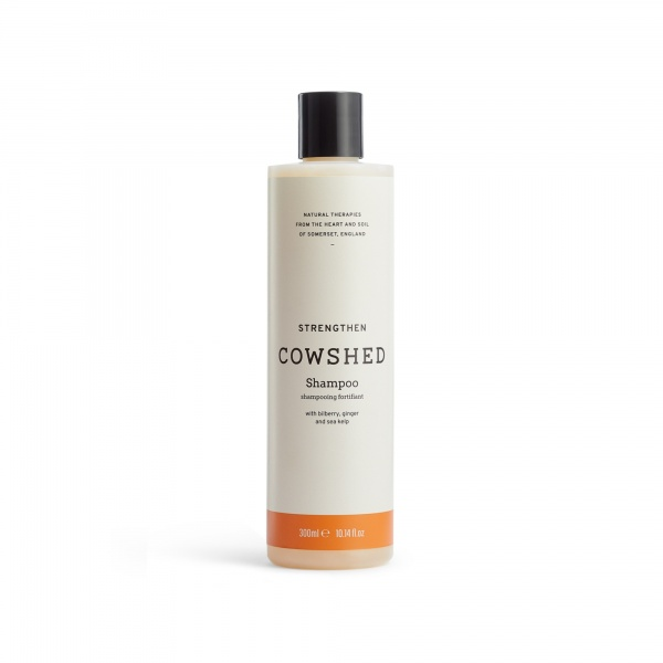 Cowshed STRENGTHEN Shampoo (Wild Cow Strengthening Shampoo) 10.5oz (300ml)