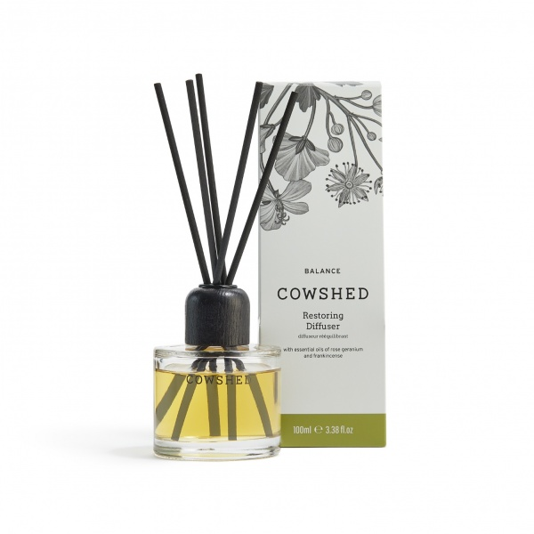 Cowshed BALANCE Restoring Diffuser 3.4oz (100ml)