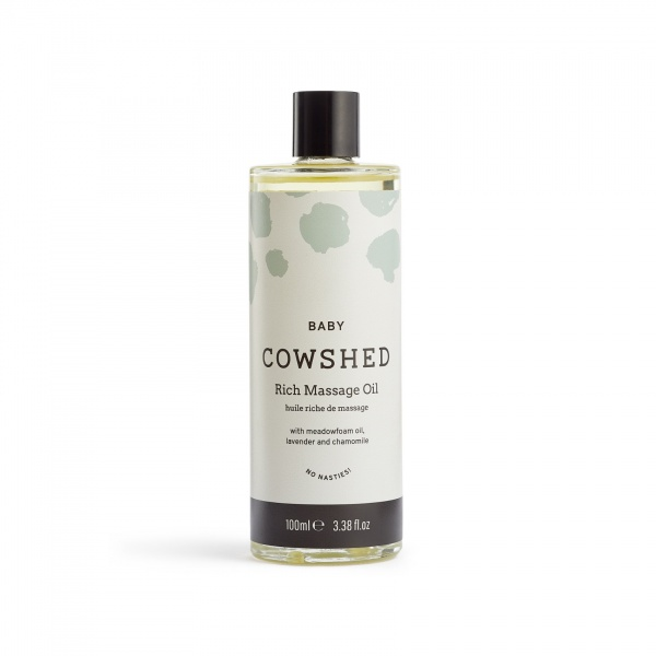 Cowshed BABY Rich Massage Oil 3.4oz (100ml)