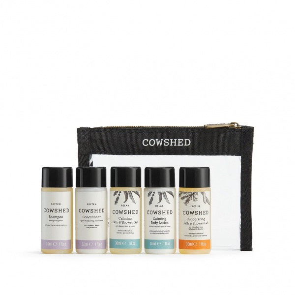 Cowshed Travel Collection Gift Set