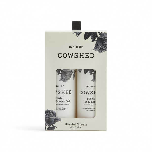 Cowshed Blissful Treats Gift Set