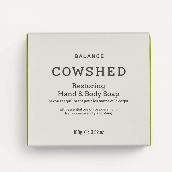 Cowshed BALANCE Hand & Body Soap 100g