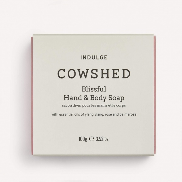 Cowshed INDULGE Hand & Body Soap 100g