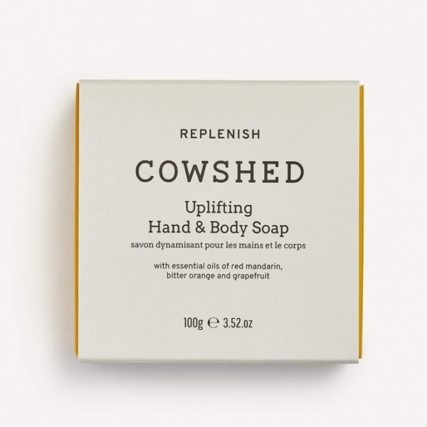 Cowshed REPLENISH Hand & Body Soap 100g