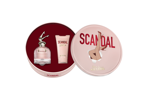 Jean Paul Gaultier 2019 Scandal Eau De Parfum 50ml Gift Set