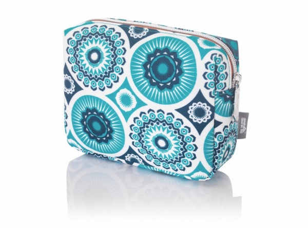 Mini Moderns Darjeeling Travel Wash Bag