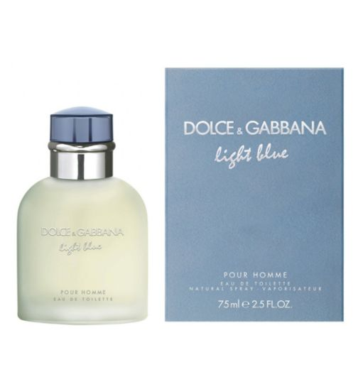 Dolce and Gabbana Light Blue pour Homme EDT 75ml