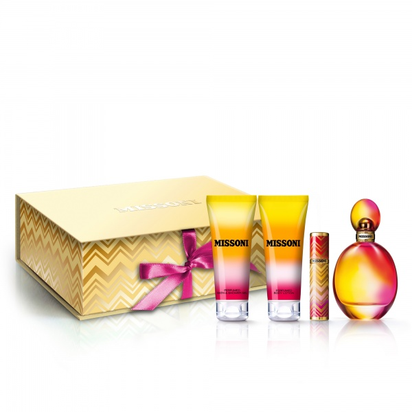 Missoni Eau De Toilette 100ml Gift Set