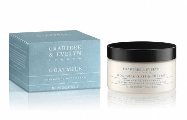 Crabtree & Evelyn Goatmilk Body Cream 250g