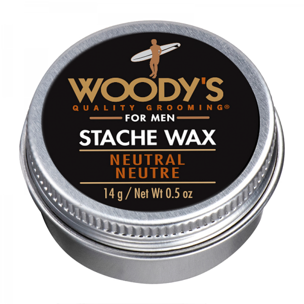 Woodys Stache Wax 14g