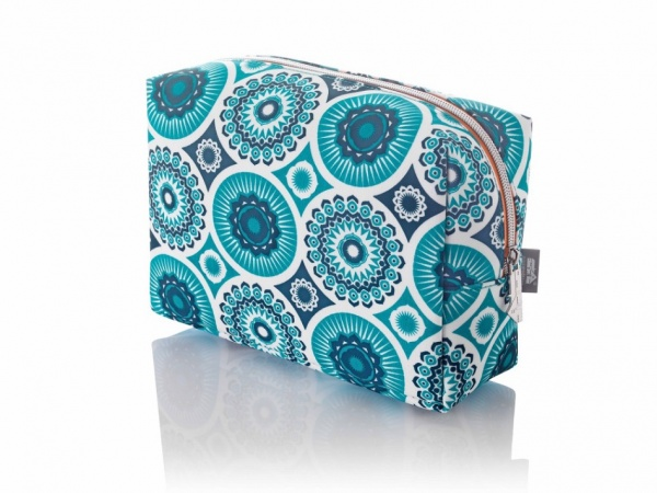 Mini Moderns Darjeeling Large Wash Bag