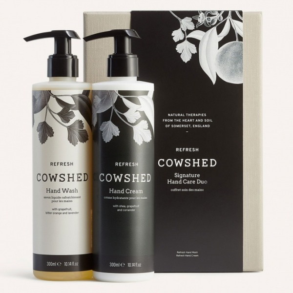 Cowshed Refresh Hand Care Duo Gift Set