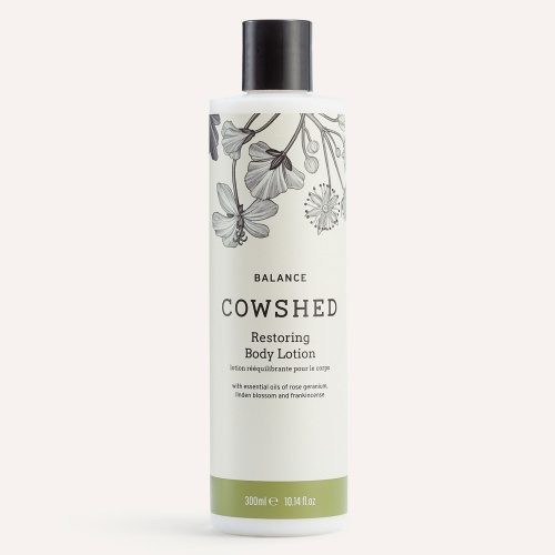 Cowshed BALANCE Restoring Body Lotion 300ml
