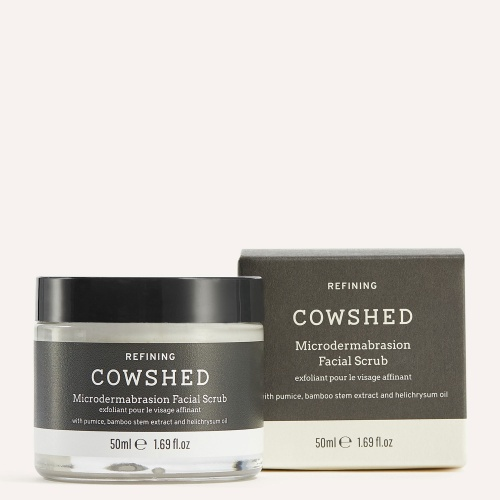 Cowshed BRIGHTEN Microdermabrasion Facial Scrub 50ml