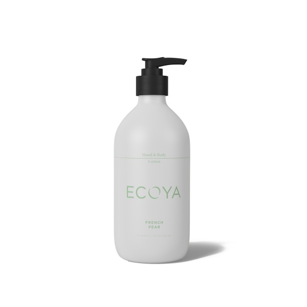Ecoya French Pear Hand and Body Lotion 450ml