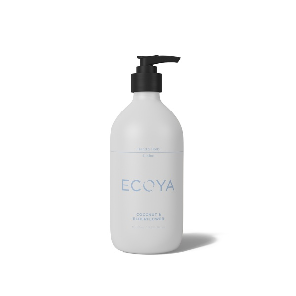 Ecoya Coconut and Elderflower Hand and Body Lotion 450ml
