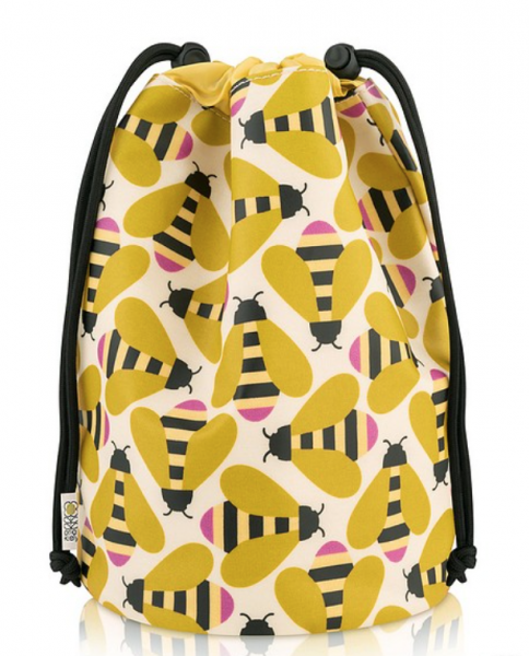 Orla Kiely Busy Bee Barrel Washbag
