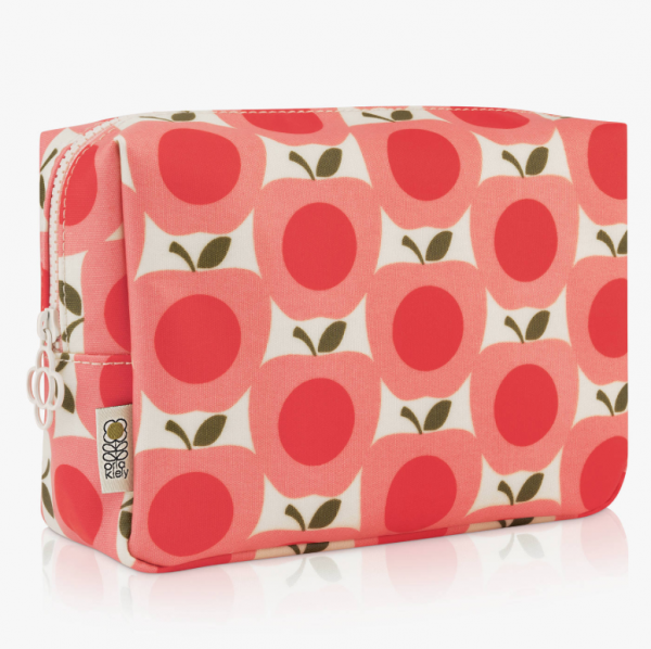 Orla Kiely Apple Wash Bag