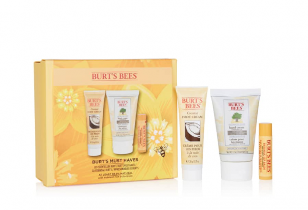 Burt's Bees Burt's Must Haves Gift Set 2020