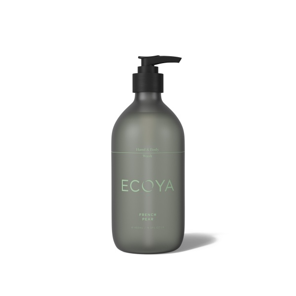Ecoya French Pear Hand and Body Wash 450ml