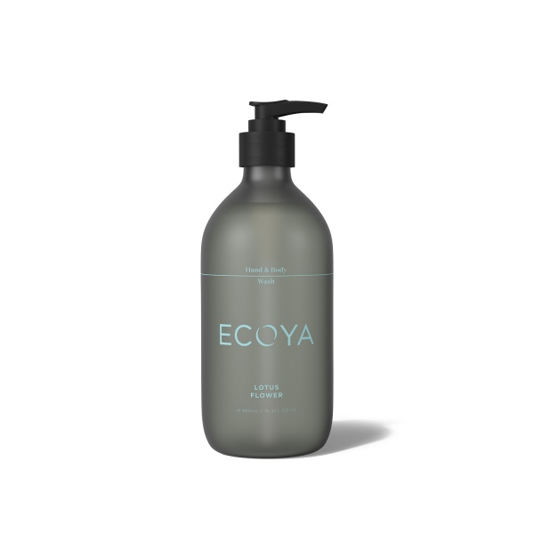 Ecoya Lotus Flower Hand and Body Wash 450ml