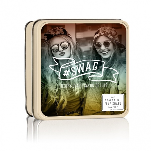 Scottish Fine Soaps #Swag Soap Tin 100g