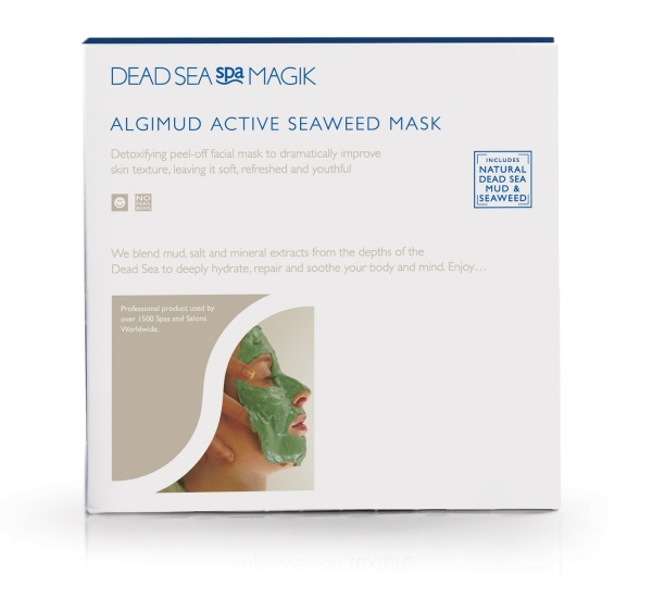 Dead Sea Spa Magik Algimud Active Seaweed Mask 25g 0.8oz