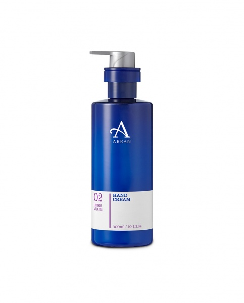 Arran Apothecary Lavender & Tea Tree Hand Cream 300ml