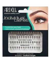 Ardell Lashes Individual Lashes Medium Length