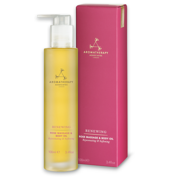 Aromatherapy Associates Renewing Rose Body Oil 3.4oz (100ml)