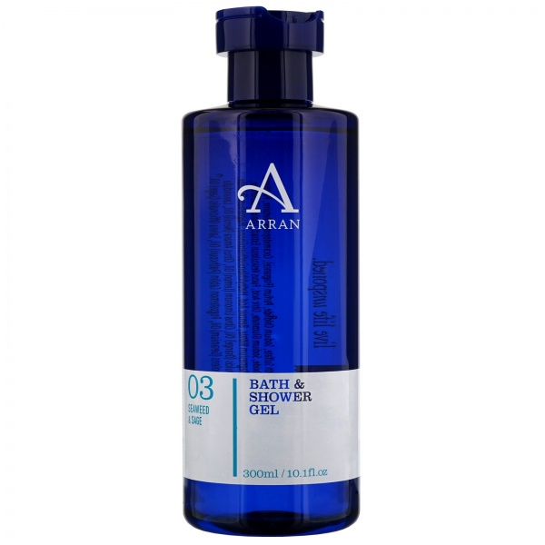 Arran Apothecary Seaweed & Sage Bath & Shower Gel 300ml