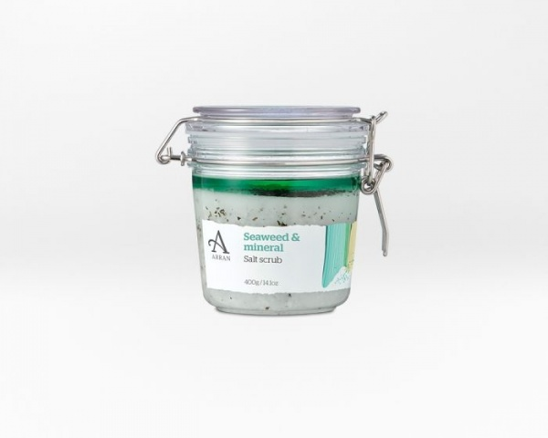 Arran Formulas Seaweed and Mineral Salt Scrub 400g