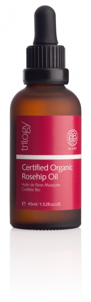 Trilogy Certified Organic Rosehip Oil 1.6oz (45ml)
