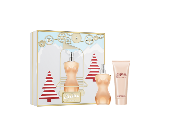 Jean Paul Gaultier Classique EDT 50ml & Body Lotion 75ml 2019