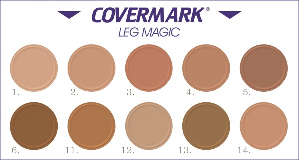 Covermark Leg Magic Shade 02