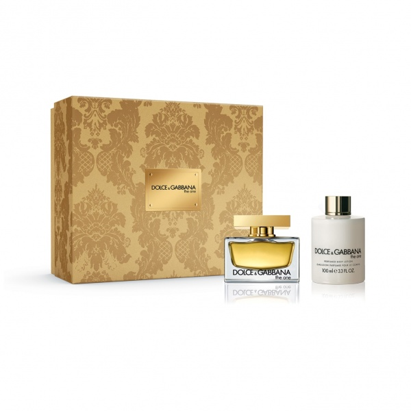Dolce & Gabbana The One Eau De Parfum 50ml Gift Set