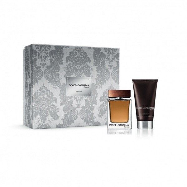 Dolce & Gabbana The One For Men Eau De Toilette 50ml Gift Set