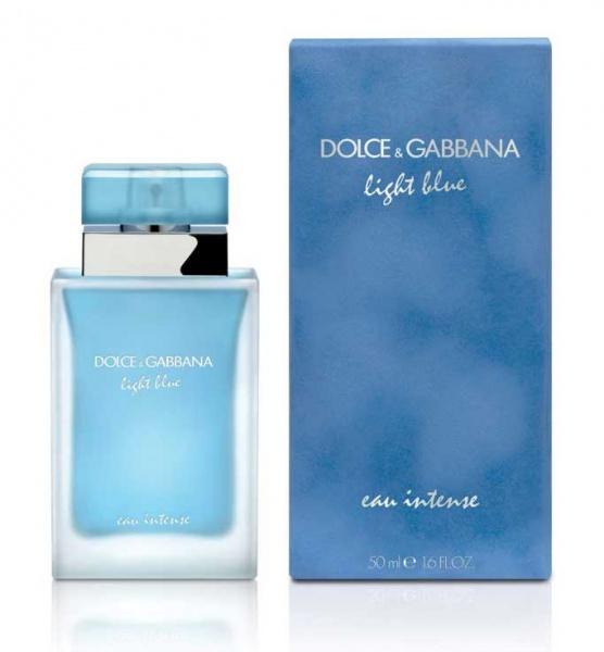 DOLCE&GABBANA Light Blue Eau Intense
