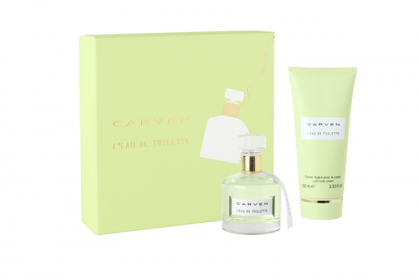 Carven L'eau De Toilette 1.7oz (50ml) Gift Set