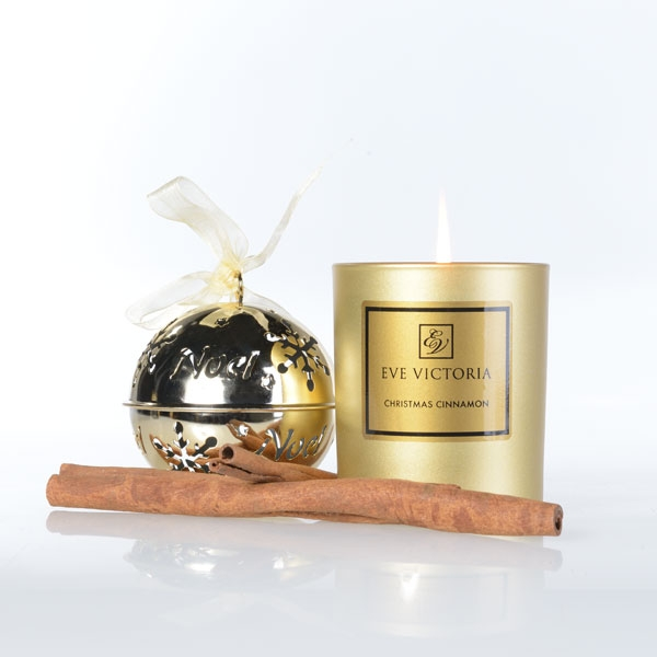 Eve Victoria Christmas Cinnamon Large Candle