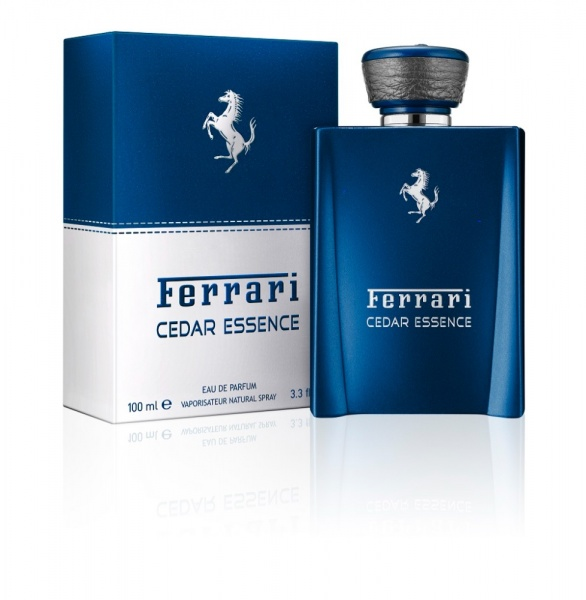 Ferrari Cedar Essence for Men Eau De Parfum 3.4oz (100ml)