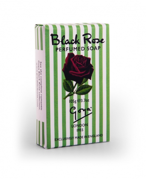 Goya Black Rose Beauty Soap 105g